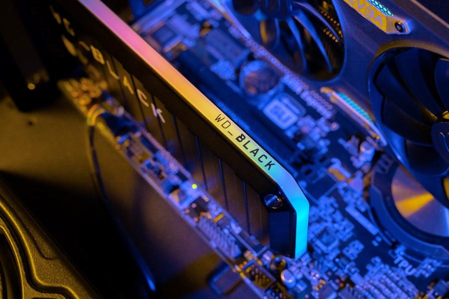 western digital wd black drive