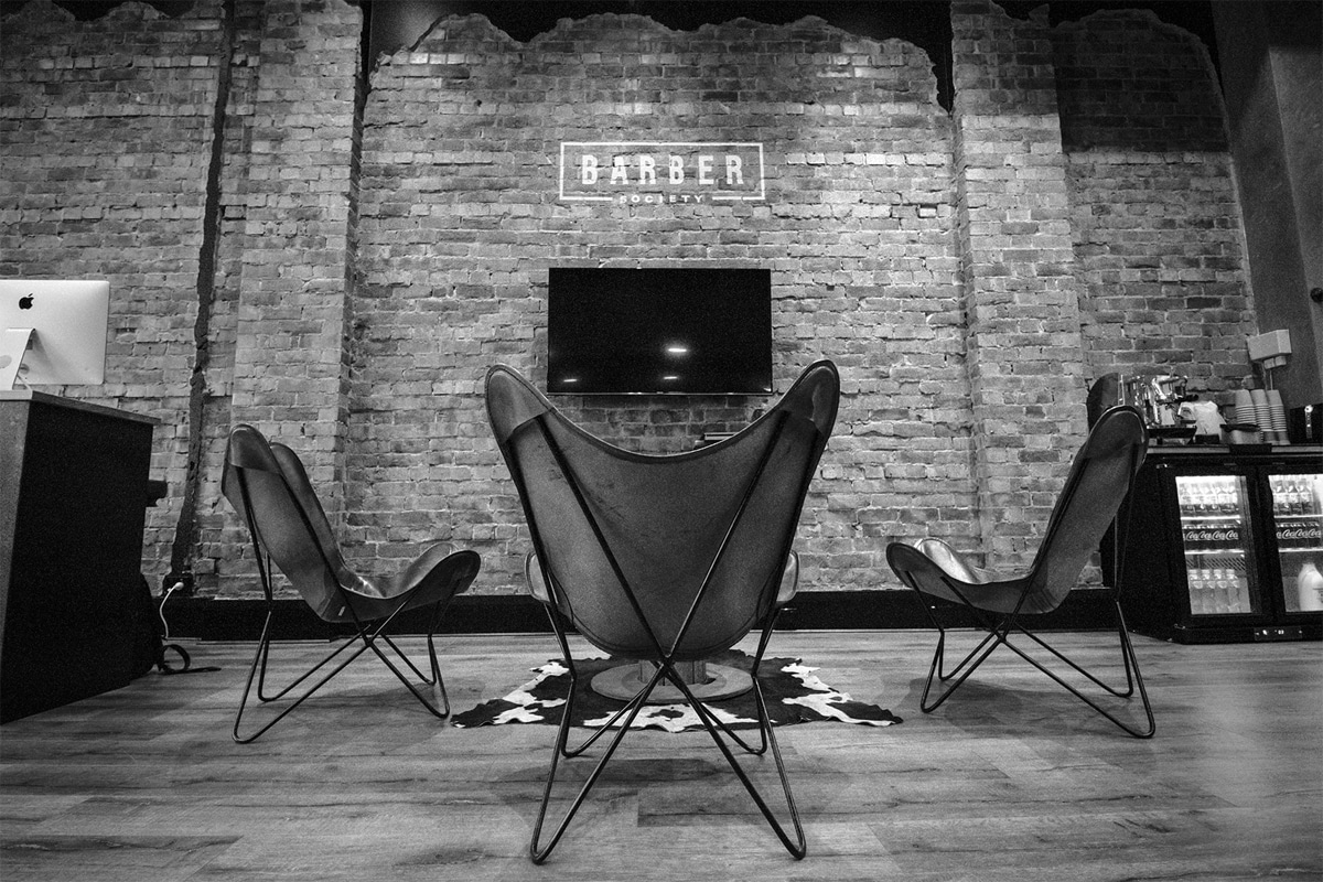 Barber society 2