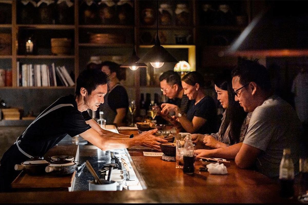 Best japanese restaurants in sydney chaco bar