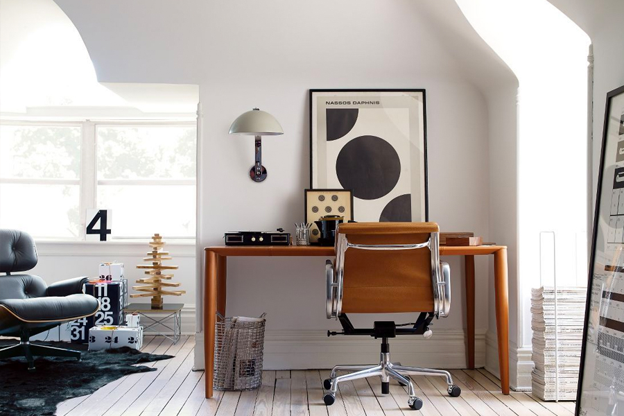 A SocietyOne home office