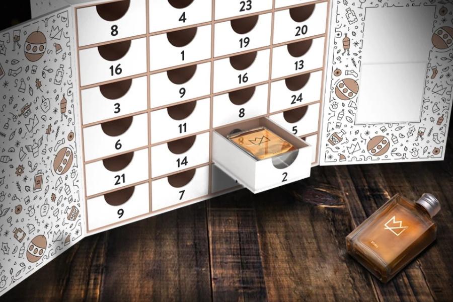 whisky loot advent calendar