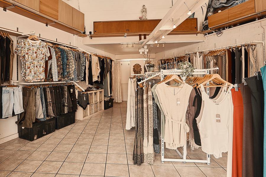 Etnix Men's Fashion Stores Byron Bay