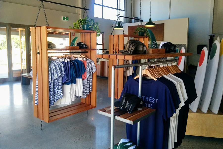 McTavish Men's Fashion Stores Byron Bay