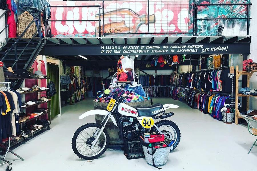 Mr. Vintage Men's Fashion Stores Byron Bay