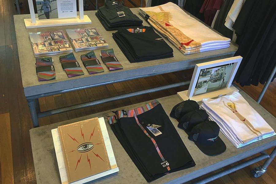RVCA Men's Fashion Stores Byron Bay