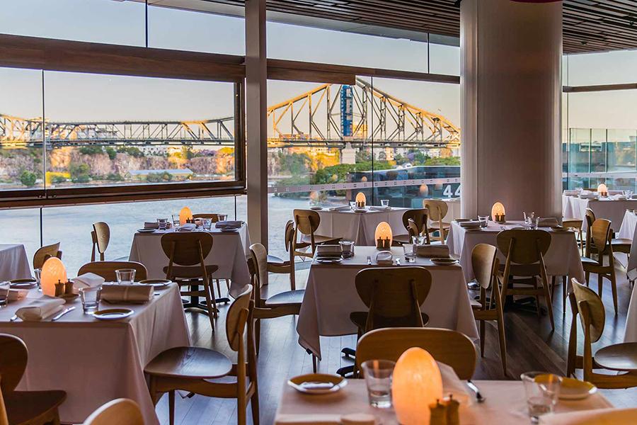 Otto Ristorante Best Vegan Restaurants in Brisbane