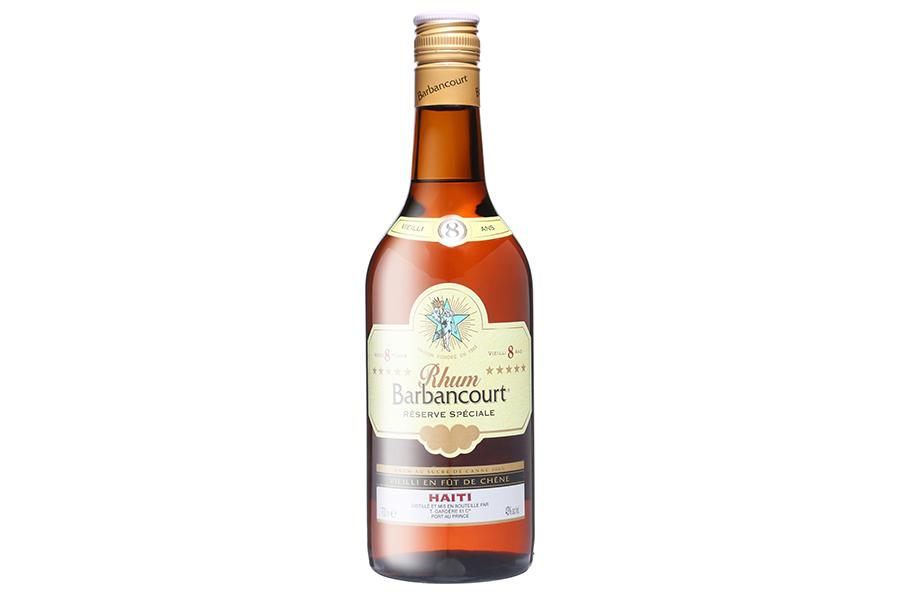 Barbancourt 5 Star Old Rum 8 Years Old 700mL Best Rum Brands