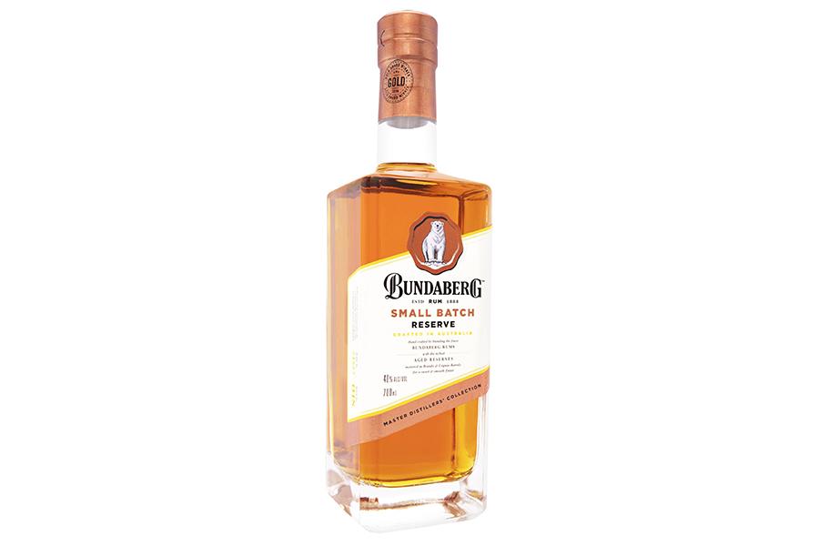 Bundaberg Master Distillers' Collection Small Batch Vintage Barrel Rum 700mL Best Rum Brands