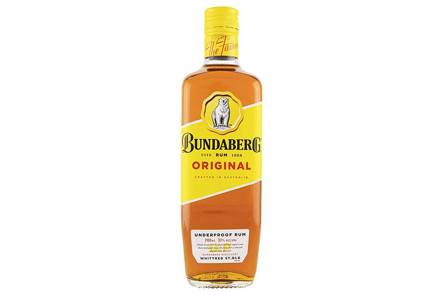 Bundaberg Underproof Rum 700mL Best Rum Brands