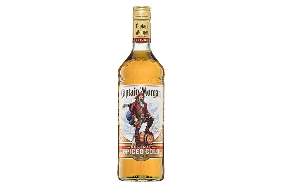 Captain Morgan Original Spiced Gold 700mL Best Rum Brands