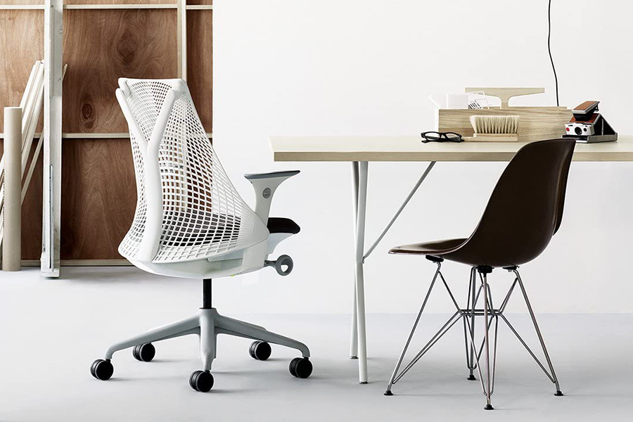 Herman Miller Sayl Chair Best Ergonomic Office Chairs
