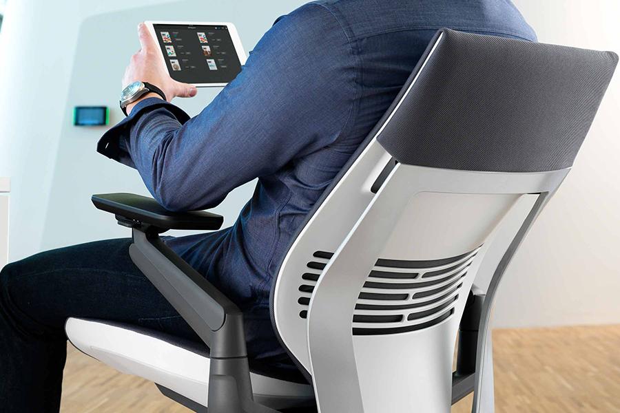 Steelcase Gesture Chair Best Ergonomic Office Chairs