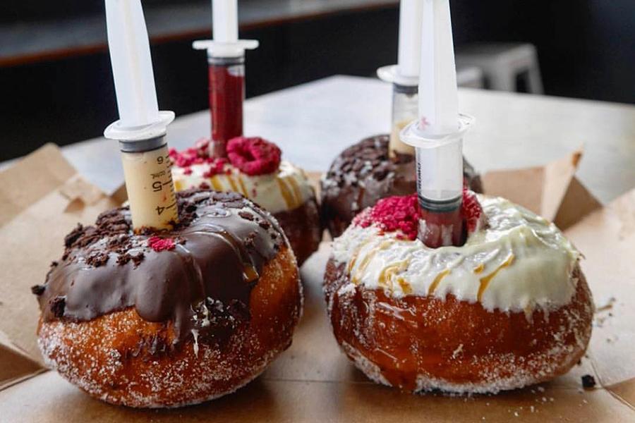 Ascot Food Store Best Doughnuts in Melbourne