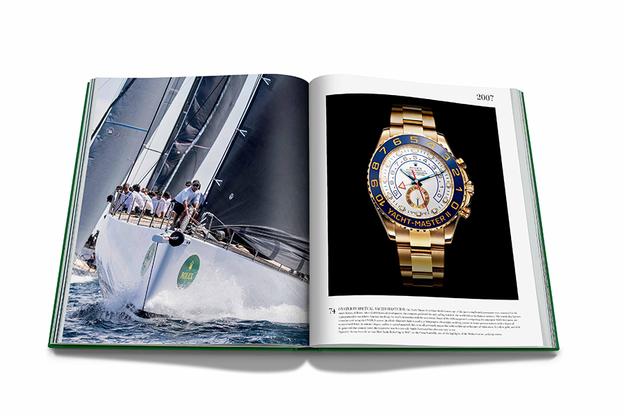 Assouline Rolex The Impossible Collection Hardcover Book Christmas Gift Guide Horologist