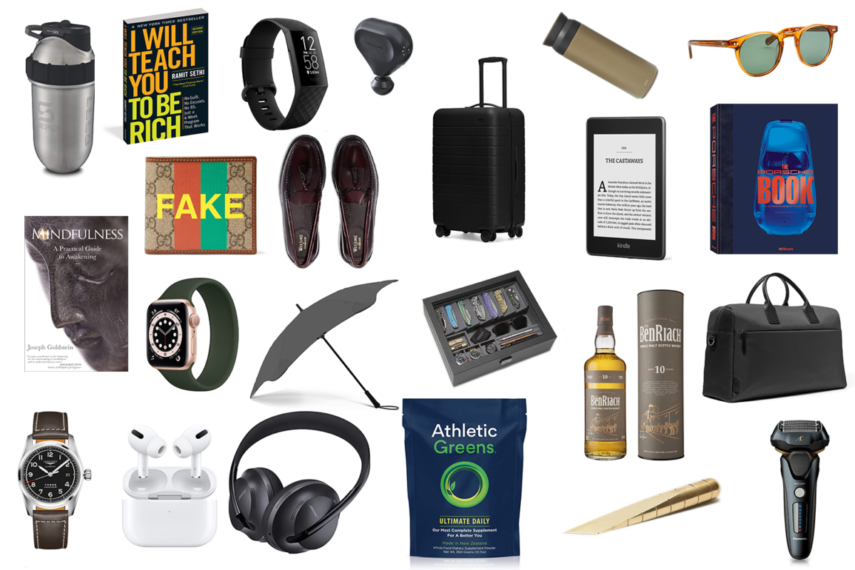 Christmas Gift Guide Corporate