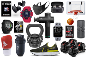 Products from 2020 Christmas Gift Guide Fitness