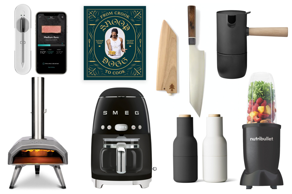 Products from 2020 Christmas Gift Guide Foodie