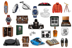 Christmas Gift Guide Luxury