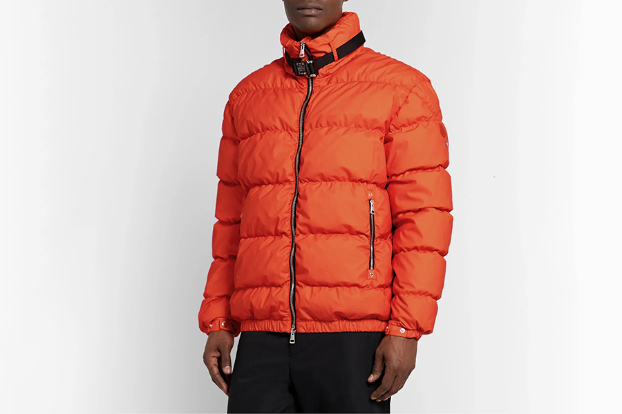 Christmas Gift Guide Luxury 6 Moncler 1017 ALYX 9SM Quilted Coated-Cotton Down Jacket