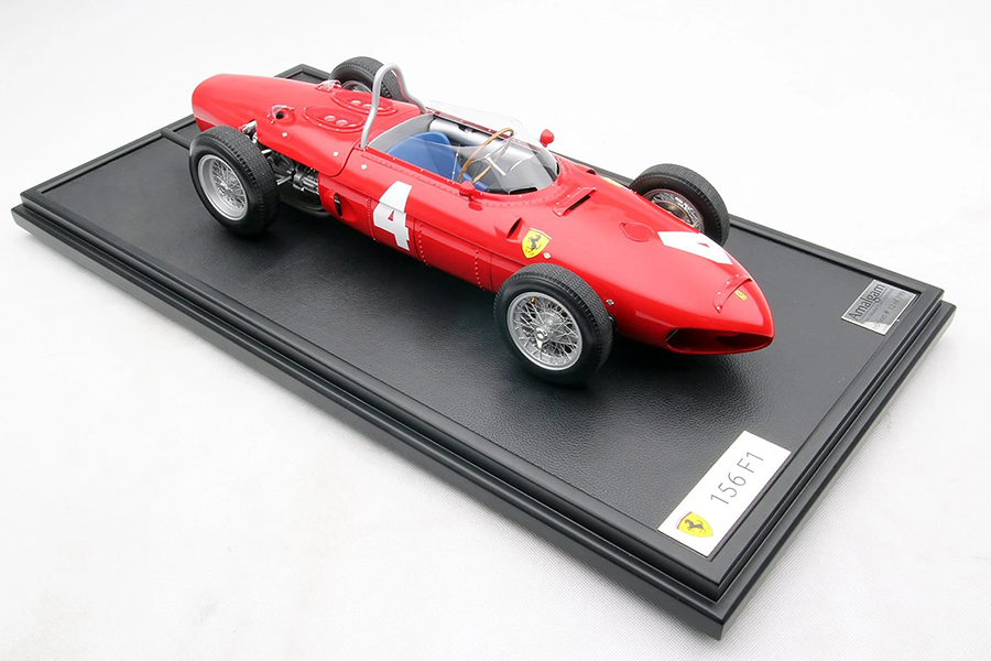 Christmas Gift Guide Luxury Amalgam Collection Ferrari F156 F1 Sharknose 18 Model Car