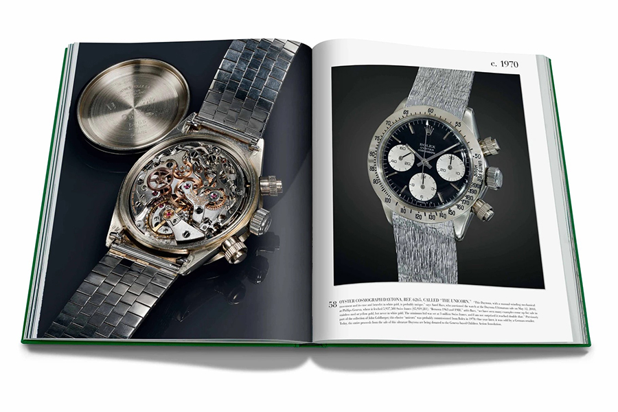 Christmas Gift Guide Luxury Rolex The Impossible Collection Book
