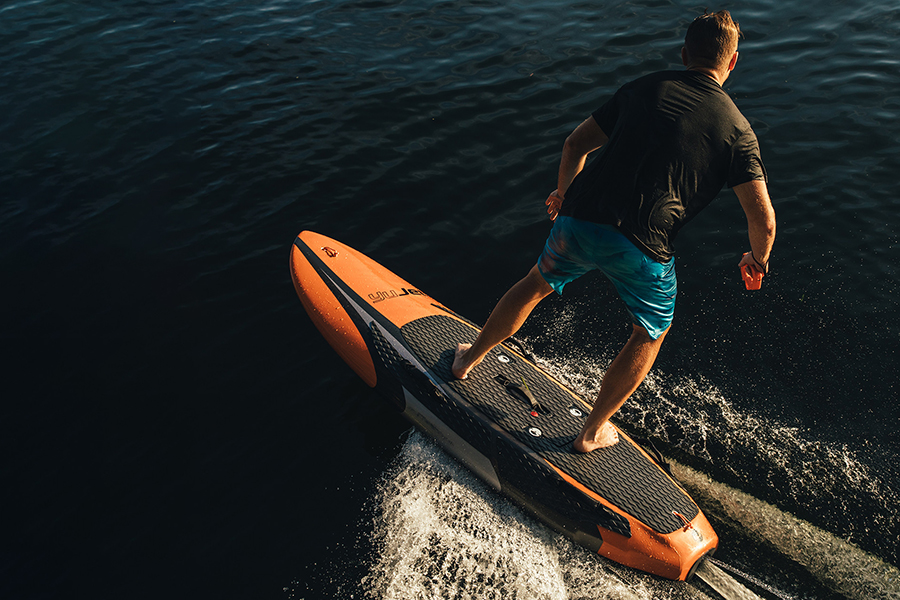 Christmas Gift Guide Luxury YuJet Electric Surfboard