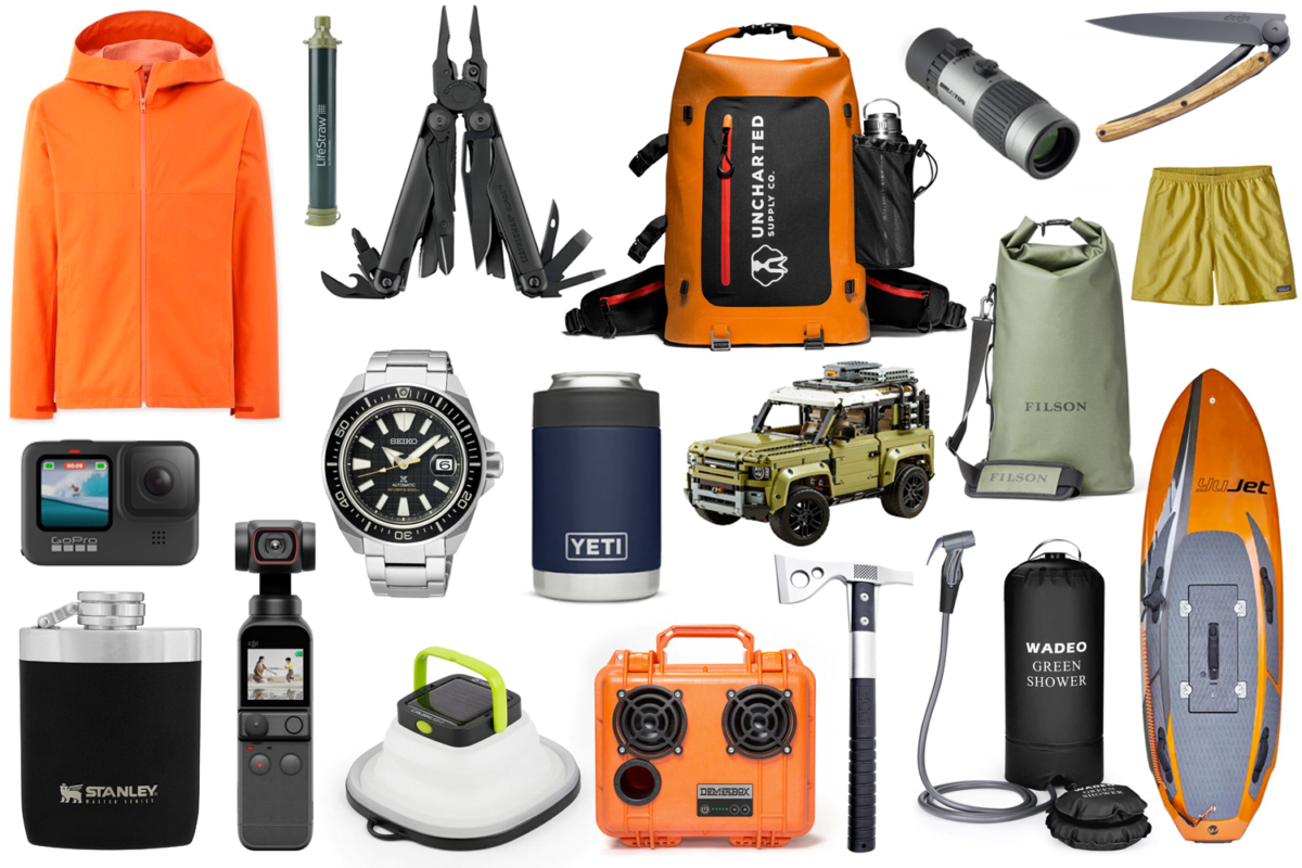 Products from 2020 Christmas Gift Guide Outdoorsman