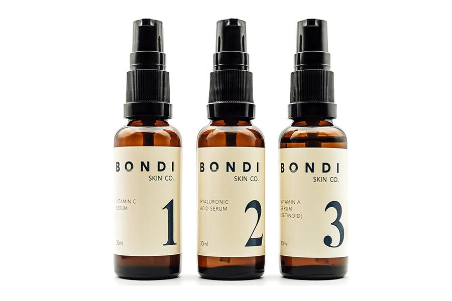 Christmas Gift Guide Groomer Bondi Skin Co. Anti-Ageing Pack