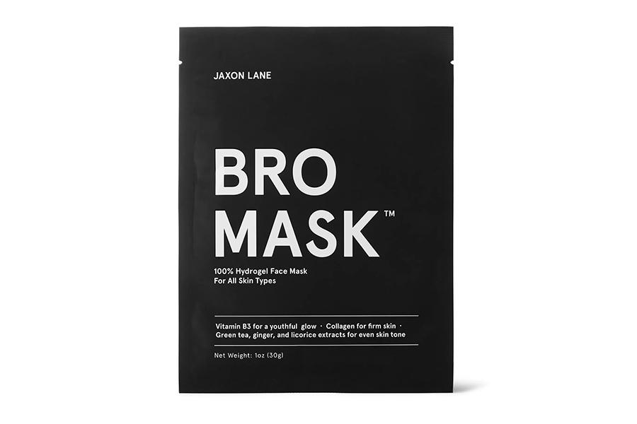 Jaxon Lane Bro Sheet Mask Christmas Gift Guide Groomer