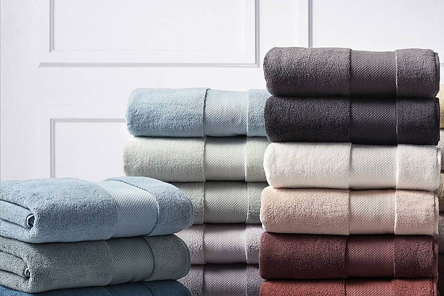 Christmas Gift Guide Groomer Resort Cotton Bath Towels
