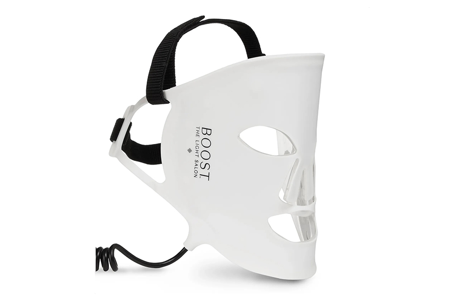 Christmas Gift Guide Groomer The Light Salon Boost Advanced LED Light Therapy Face Mask