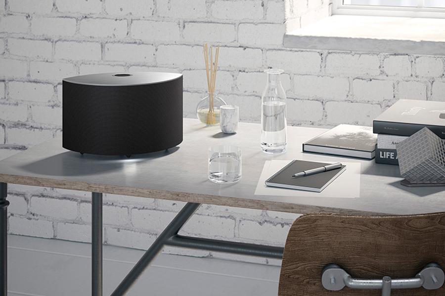 Technics SC-C30 Premium Wireless Speaker System Christmas Gift Guide Homemaker