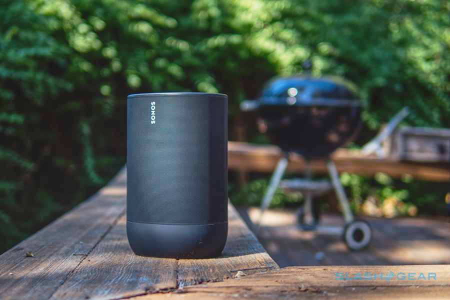 Sonos Move Christmas Gift Guide Music Lover