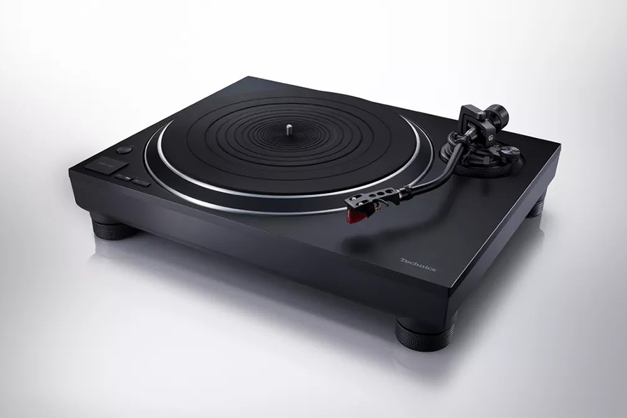 Christmas Gift Guide Music Lover Technics SL-1500 Direct Drive Turntable System