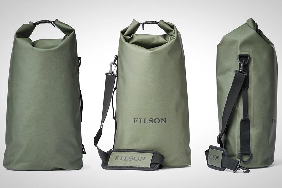 Christmas Gift Guide Outdoorsman Filson Dry Bag