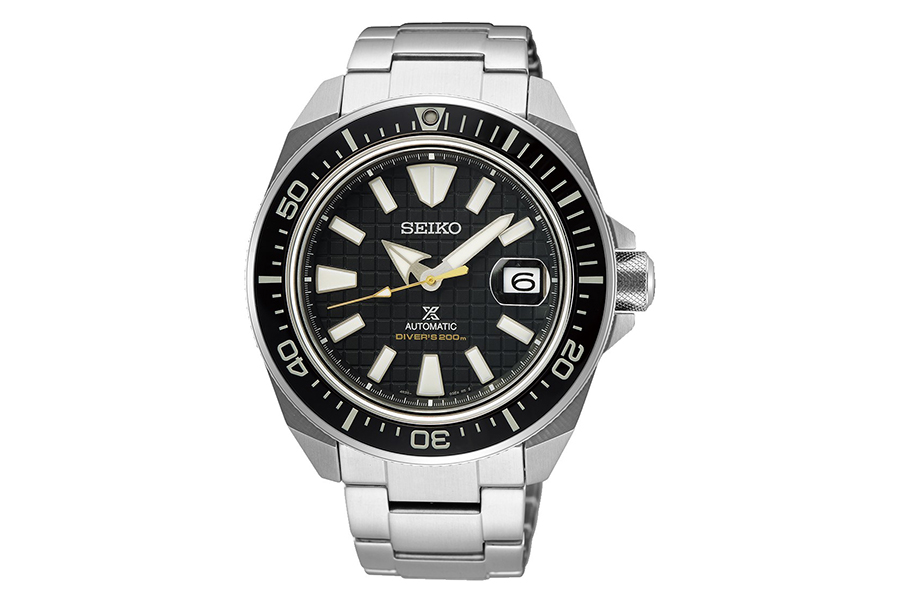 Christmas Gift Guide Outdoorsman Seiko Prospex Automatic Divers Watch