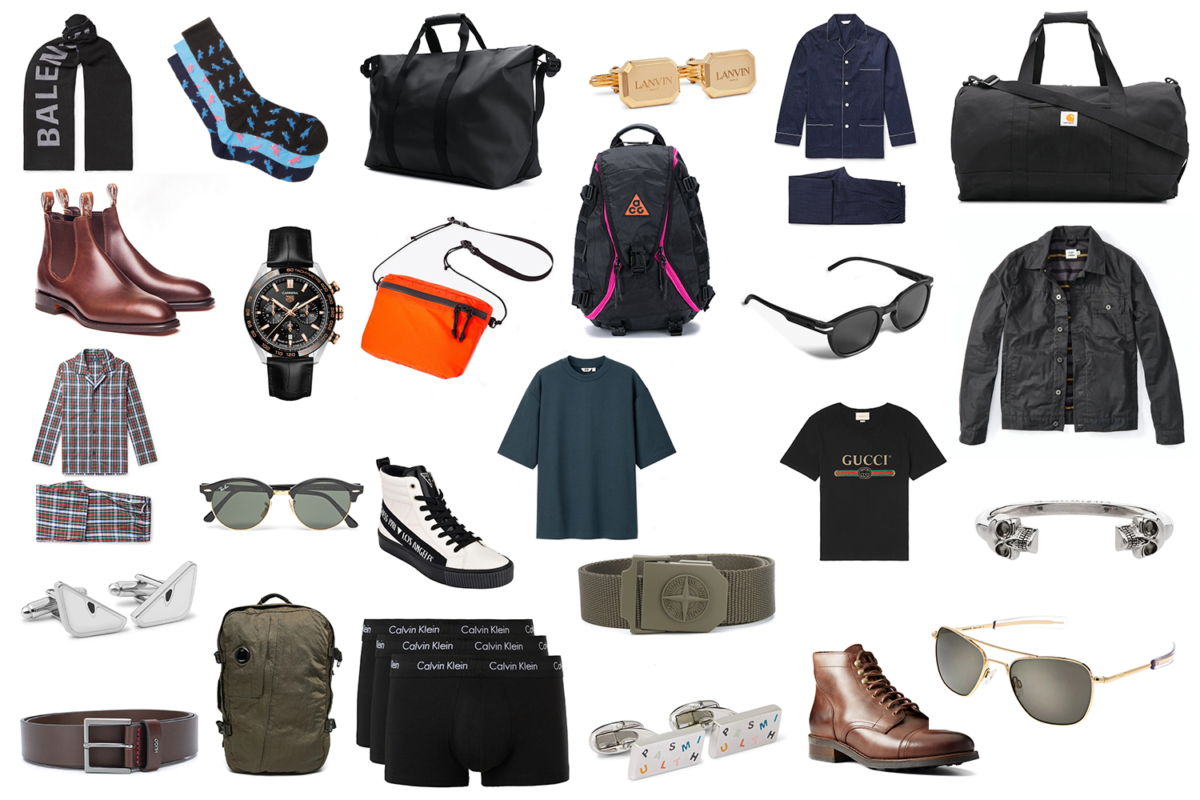 Christmas Gift Guide Stylish Man