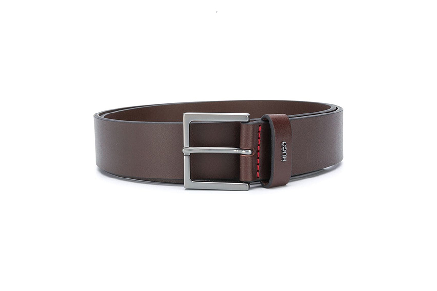 BOSS Square Buckle Belt Christmas Gift Guide Stylish Man