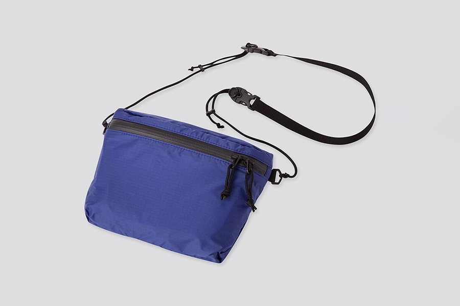 Uniqlo Lightweight Fanny Bag Christmas Gift Guide Stylish Man