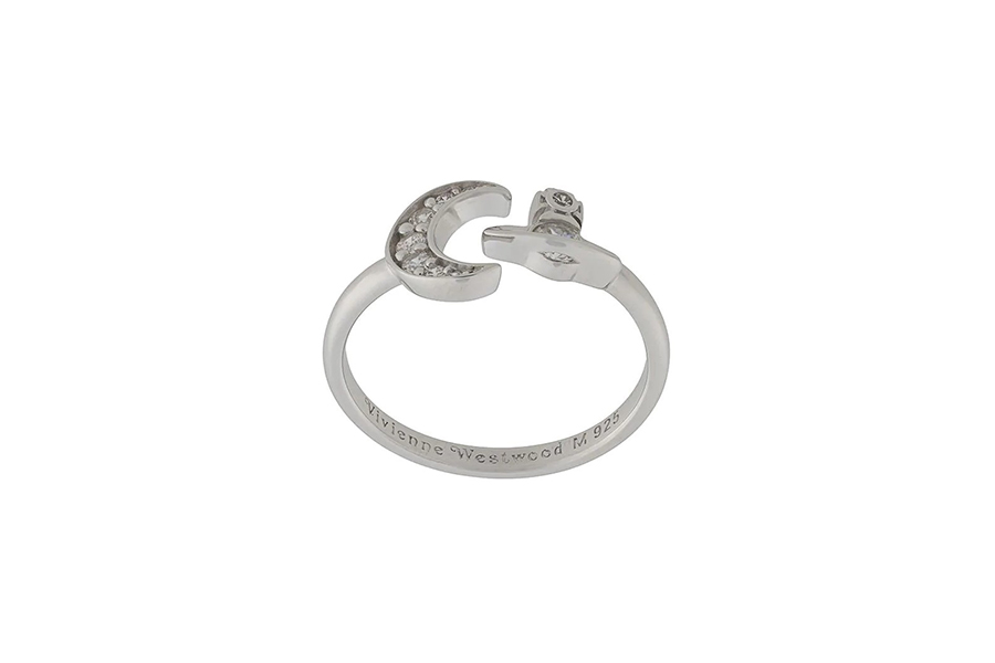 Vivienne Westwood Dorina ring Christmas Gift Guide Stylish Man
