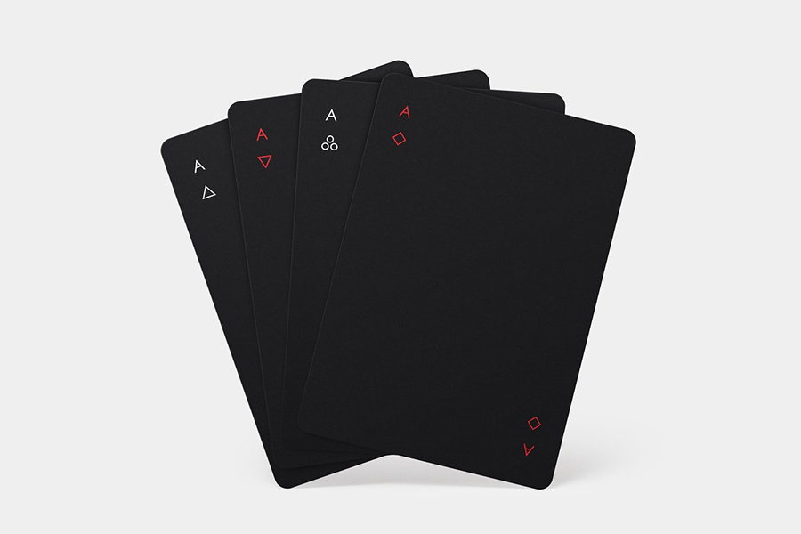 Christmas Gift Guide Toys Areaware Minim Playing Cards