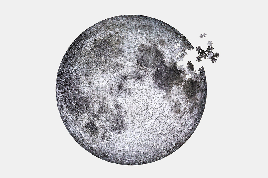 Christmas Gift Guide Toys Four Point Puzzles The Moon Puzzle