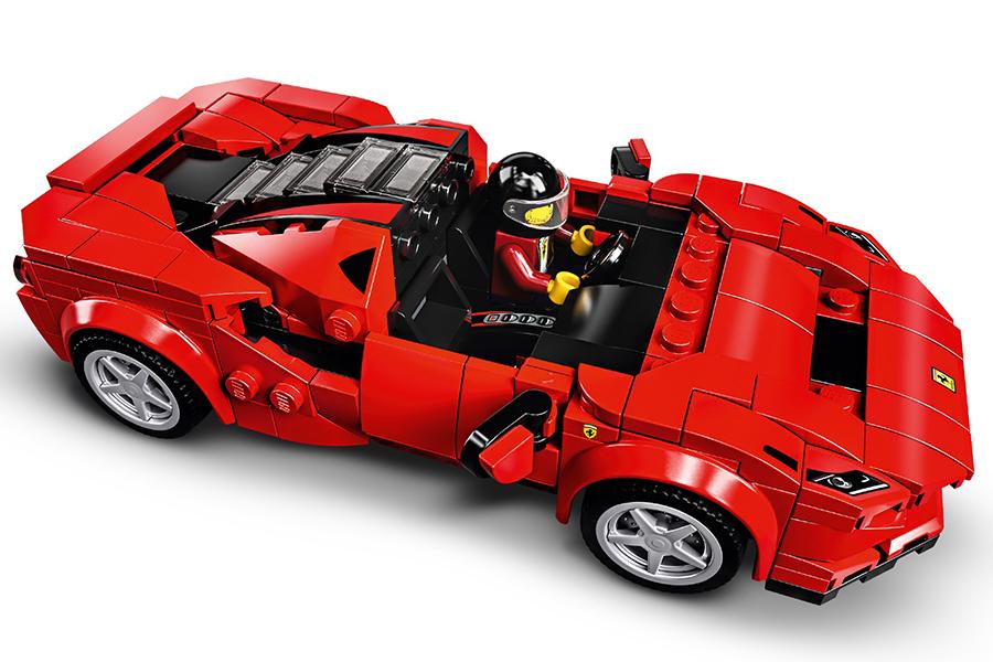Christmas Gift Guide Toys LEGO Ferrari F8 Tributo