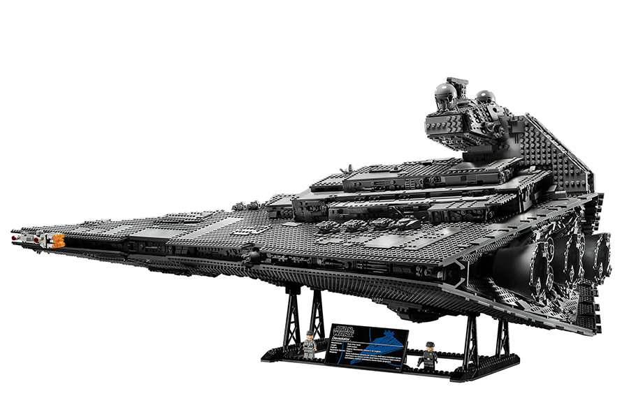 Christmas Gift Guide Toys LEGO Imperial Star Destroyer