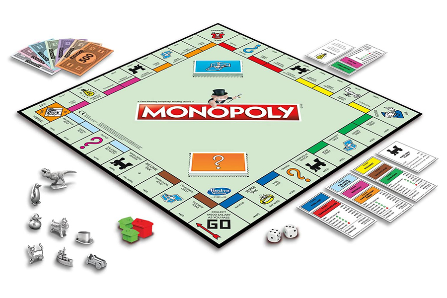 Christmas Gift Guide Toys Monopoly Classic Game