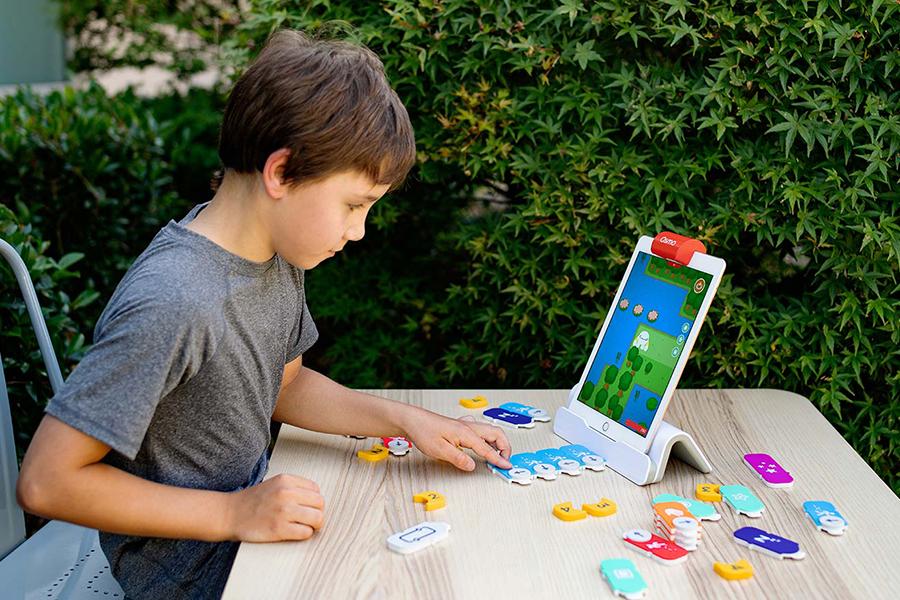 Christmas Gift Guide Toys Osmo iPad Coding Kit for Kids
