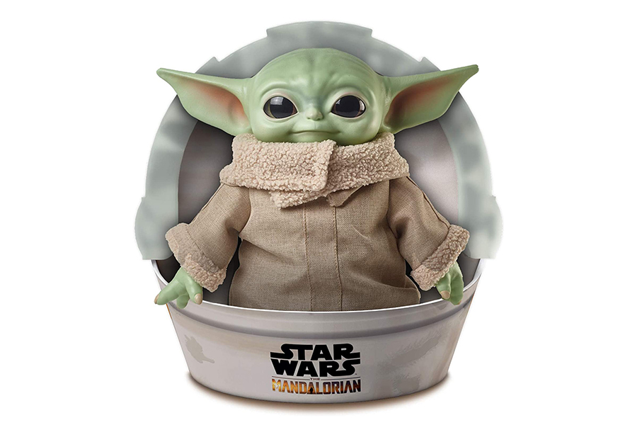 Christmas Gift Guide Toys Star Wars The Child Plush Toy