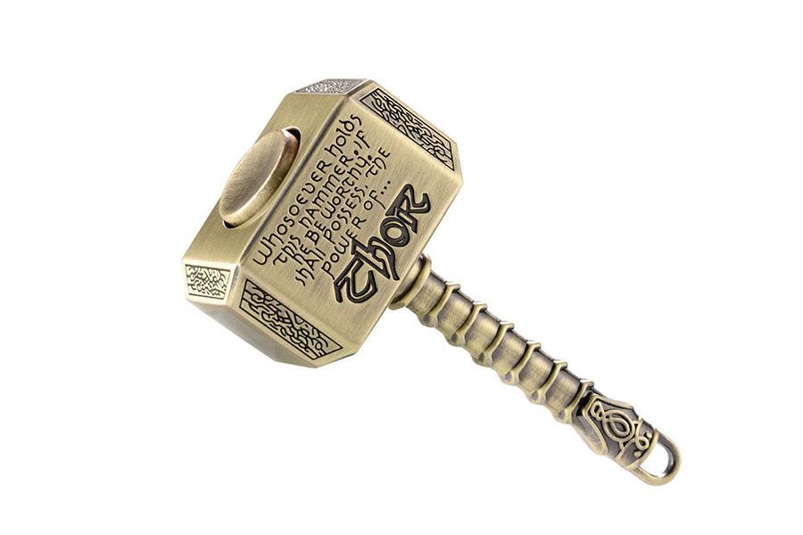 Christmas Gift Guide Thor Hammer Fidget Spinner