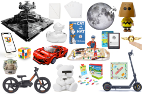 Products from 2020 Christmas Gift Guide toys