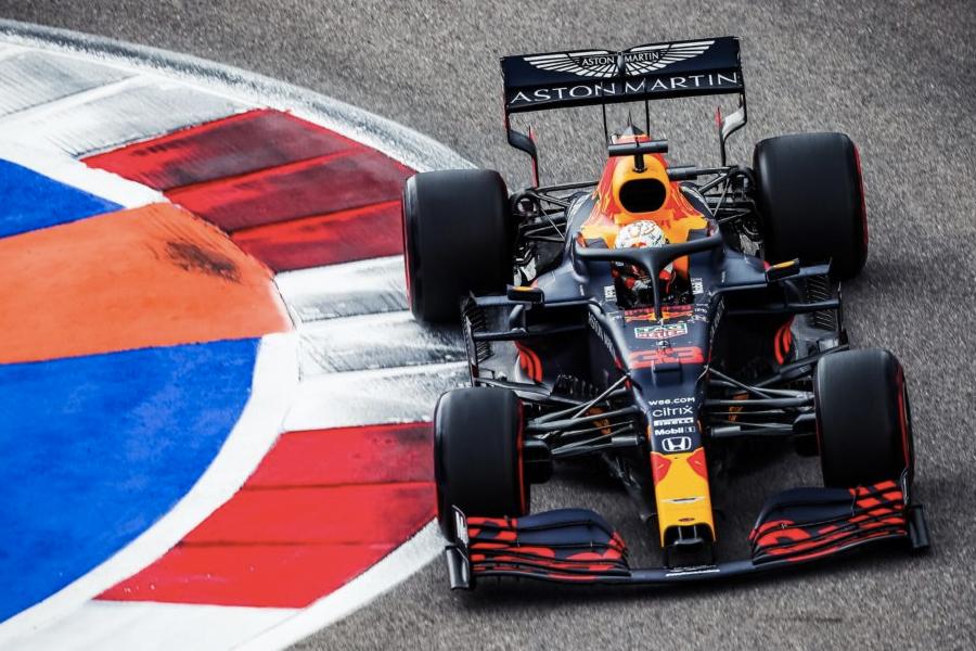 2021 F1 Season 2